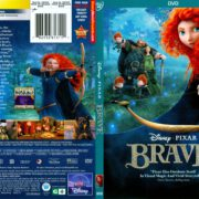Brave (2012) R1 SLIM DVD Cover