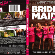 Bridesmaids (2011) R1 SLIM DVD Cover