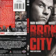 Broken City (2013) R1 SLIM DVD Cover