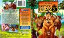 Brother Bear (2006) R1 SLIM DVD Cover