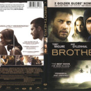 Brothers (2009) R1 SLIM DVD Cover