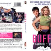 Buffy the Vampire Slayer (1992) R1 SLIM DVD Cover