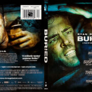 Buried (2010) R1 SLIM DVD Cover