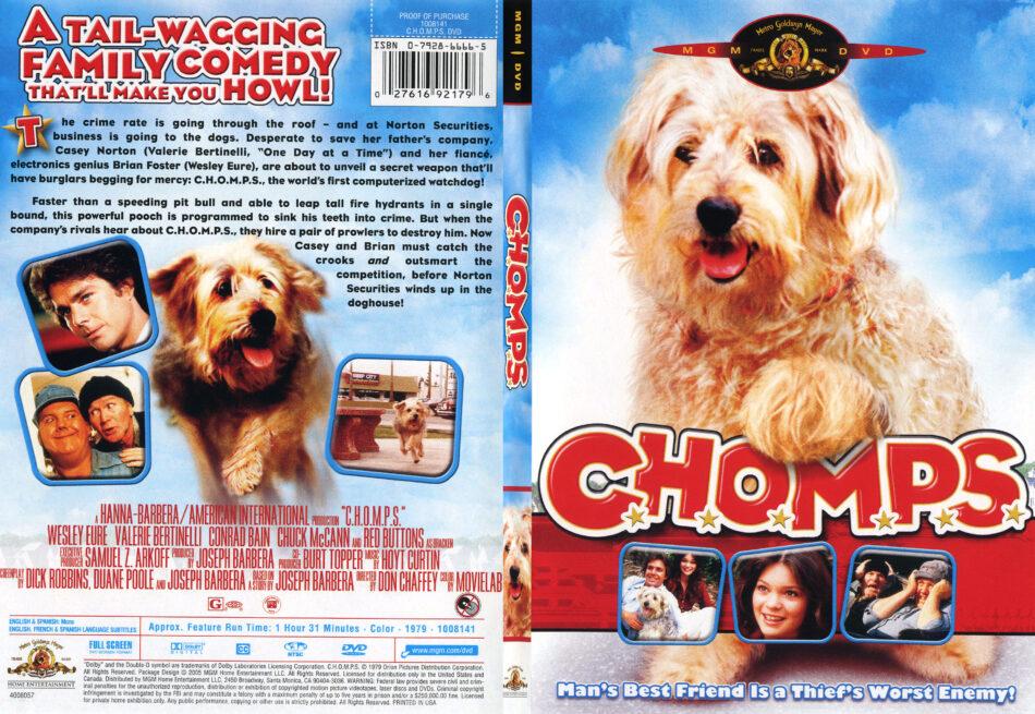 C H O M P S  (1979) R1 SLIM DVD Cover - DVDcover Com