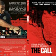 The Call (2013) R1 SLIM DVD Cover