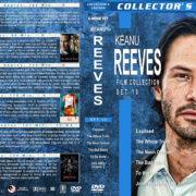 Keanu Reeves Film Collection – Set 10 (2016-2017) R1 Custom DVD Covers