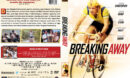 Breaking Away (1979) R1 Custom DVD Cover