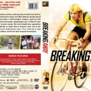 Breaking Away (1979) R1 Custom DVD Cover
