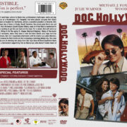 Doc Hollywood (1991) R1 Custom DVD Cover