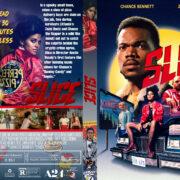Slice (2018) R1 Custom DVD Cover