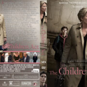 The Children Act (2018) R1 Custom DVD Cover