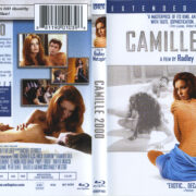 Camille 2000 (1969) R1 Blu-Ray Cover & Label