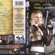 The Last Sentinel (2008) R1 Blu-Ray Cover & Label