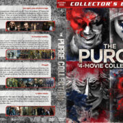 The Purge Collection (2013-2018) R1 Custom DVD Cover