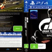Gran Turismo Sport: Day One Edition (2017) PS4 Cover