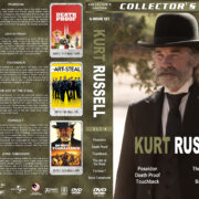 Kurt Russell Collection – Set 4 (2006-2015) R1 Custom DVD Covers
