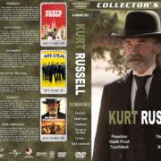 Kurt Russell Collection - Set 4 (2006-2015) R1 Custom DVD Covers