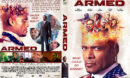 Armed (2018) R1 Custom DVD Cover