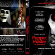 Puppet Master: The Littlest Reich (2018) R0 CUSTOM DVD Cover & Label