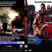 New Jersey Drive (1995) R1 CUSTOM DVD Cover