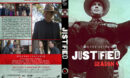 Justified - Season 4 (2013) R1 Custom DVD Cover