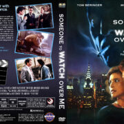 Someone to Watch Over Me (1987) R1 DVD Cover