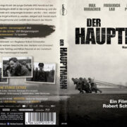 Der Hauptmann (2018) R2 Custom German Blu-Ray Covers & Label