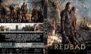 Redbad (2018) R2 DUTCH CUSTOM DVD Cover & Label