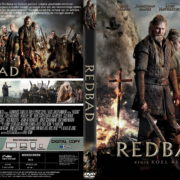 Redbad (2018) R2 DUTCH CUSTOM DVD Cover & Label
