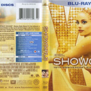 Showgirls (1995) R1 Blu-Ray Cover & Labels