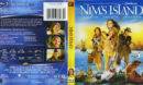 Nim's Island (2008) R1 Blu-Ray Cover & Label