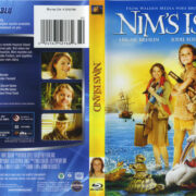 Nim's Island (2008) R1 Blu-Ray Cover & Label