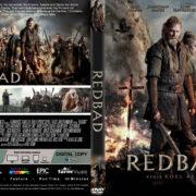 Redbad (2018) R2 CUSTOM DVD Cover & Label