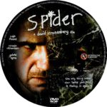 Spider (2002) R0 CUSTOM DVD Label