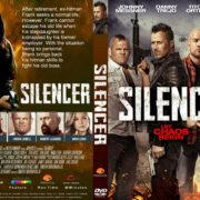 Silencer (2018) R1 CUSTOM DVD Cover & Label