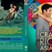 Crazy Rich Asians (2018) Custom Blu-Ray Cover