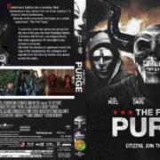 The First Purge (2018) Custom Blu-Ray Cover
