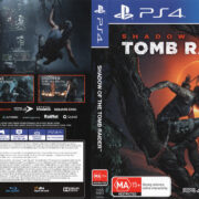 Shadow Of The Tomb Raider (2018) R4 PS4 Cover & Label