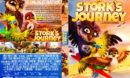 A Stork's Journey (2017) R1 Custom DVD Cover