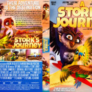 A Stork's Journey (2017) R1 Custom DVD Cover