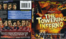 The Towering Inferno (1974) R1 Blu-Ray Cover & Label