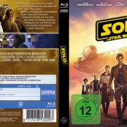 Solo - A Star Wars Story (2018) R2 German Custom Blu-Ray Covers