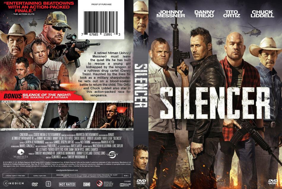 DVD cover of Tito Ortiz movie