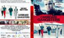 Cardboard Gangsters (2018) R2 CUSTOM DVD Cover & Label