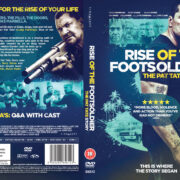 Rise Of The Footsoldier 3 (2017) R2 Custom DVD Cover & Label