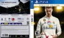 FIFA 18: Ronaldo Edition (2018) PS4 Cover