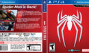 Marvel Spider-Man (2018) PS4 Custom Covers