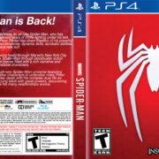 Marvel Spider-Man (2018) PS4 Custom Covers