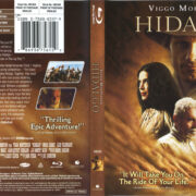 Hidalgo (2008) R1 Blu-Ray Cover & Label