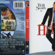 Hitch (2005) R1 Blu-Ray Cover & Label